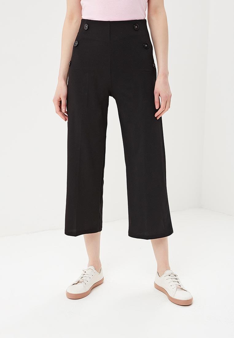 Женские широкие и расклешенные брюки Miss Selfridge 43R55VBLK