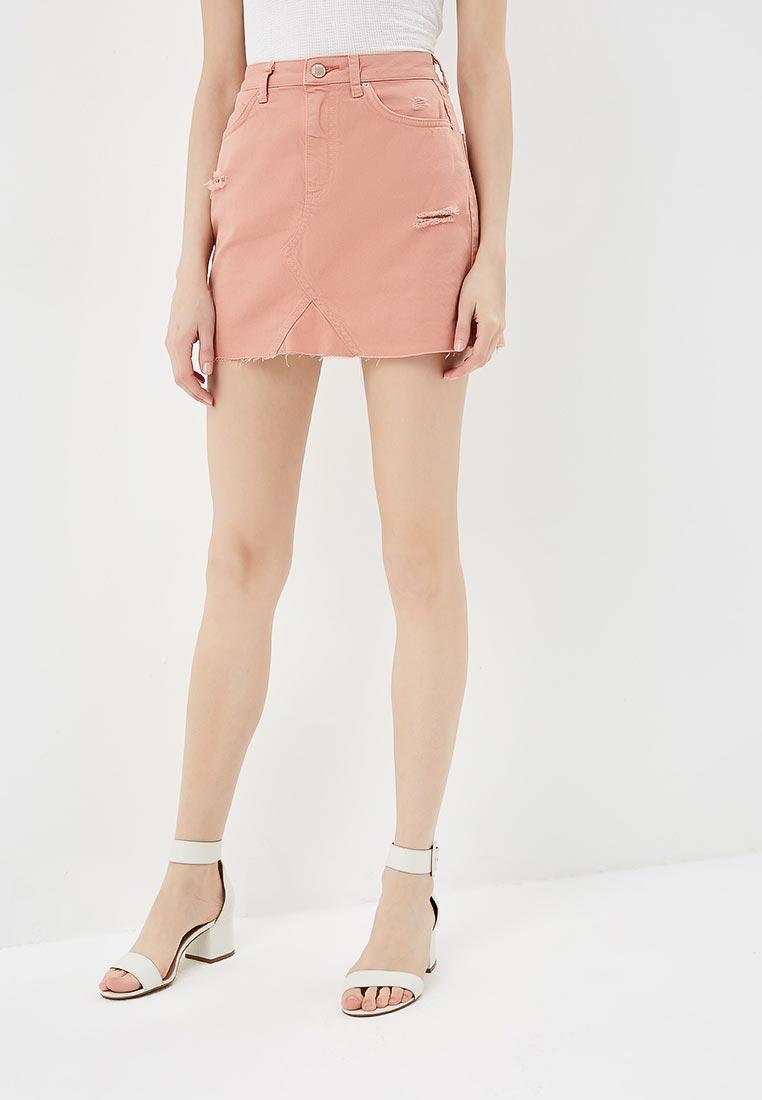 Прямая юбка Miss Selfridge 45L17WPNK