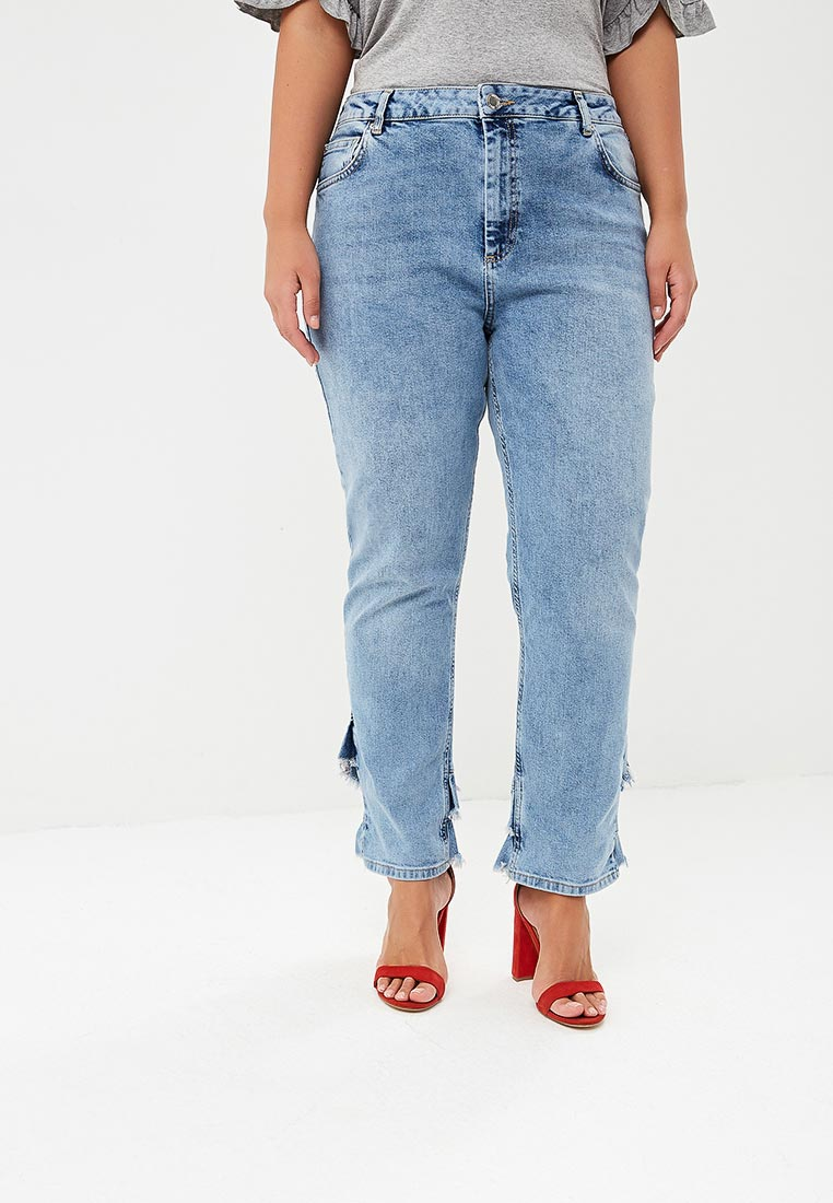 Прямые джинсы Miss Selfridge 17A09WIND