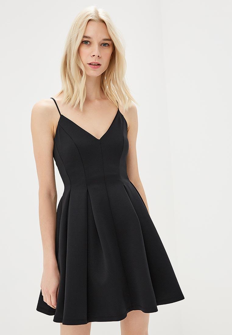 Платье Miss Selfridge 18F30WBLK