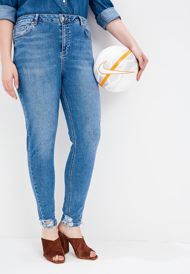 Зауженные джинсы Miss Selfridge 17A25WMDT