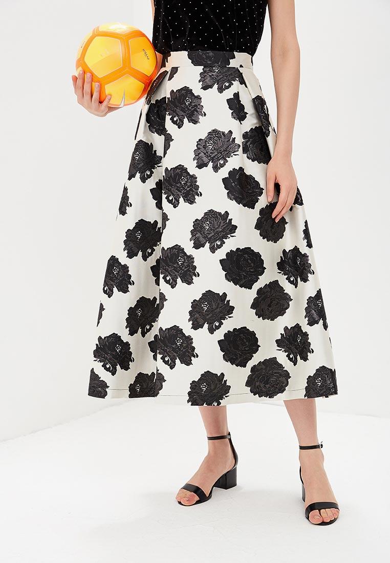 Широкая юбка Miss Selfridge 45L14WMUL