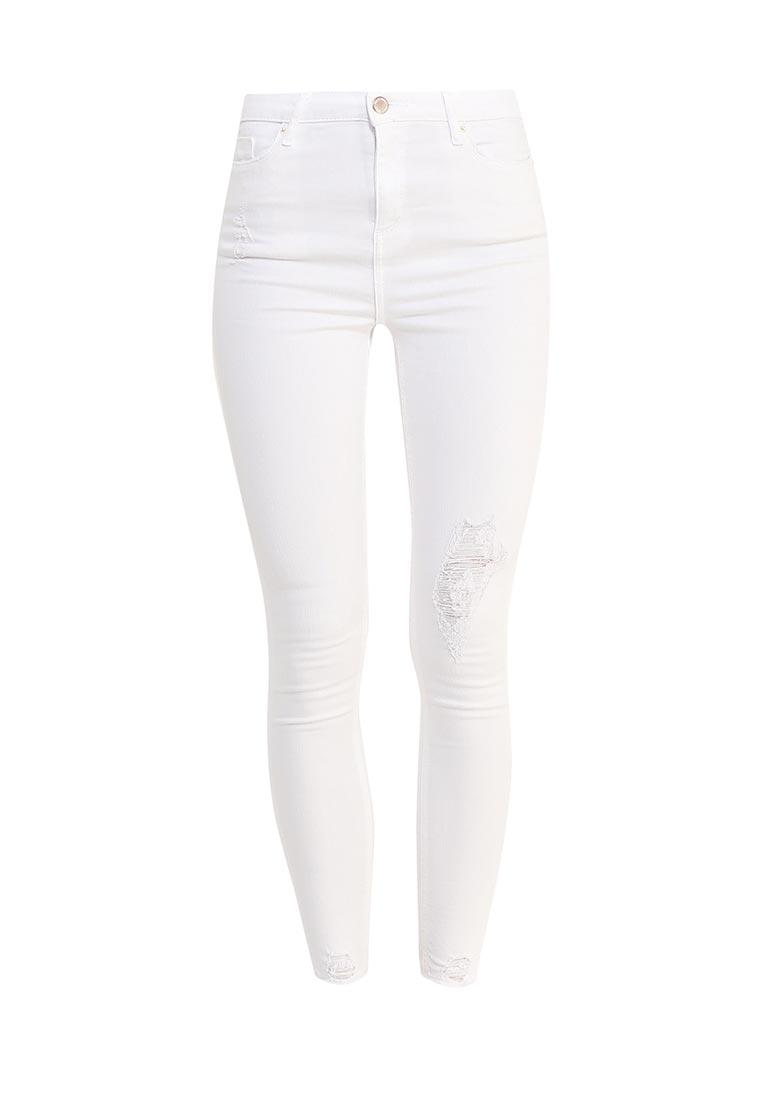 Зауженные джинсы Miss Selfridge 17J42UWHT