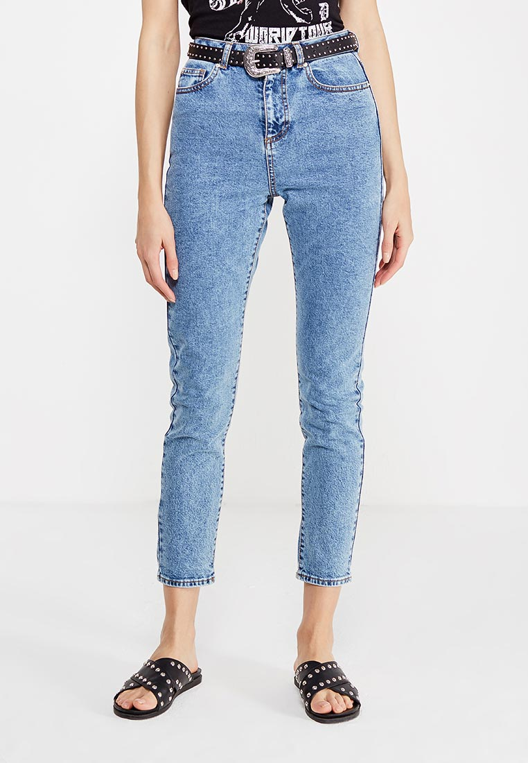 Зауженные джинсы Miss Selfridge 17J75VMDT