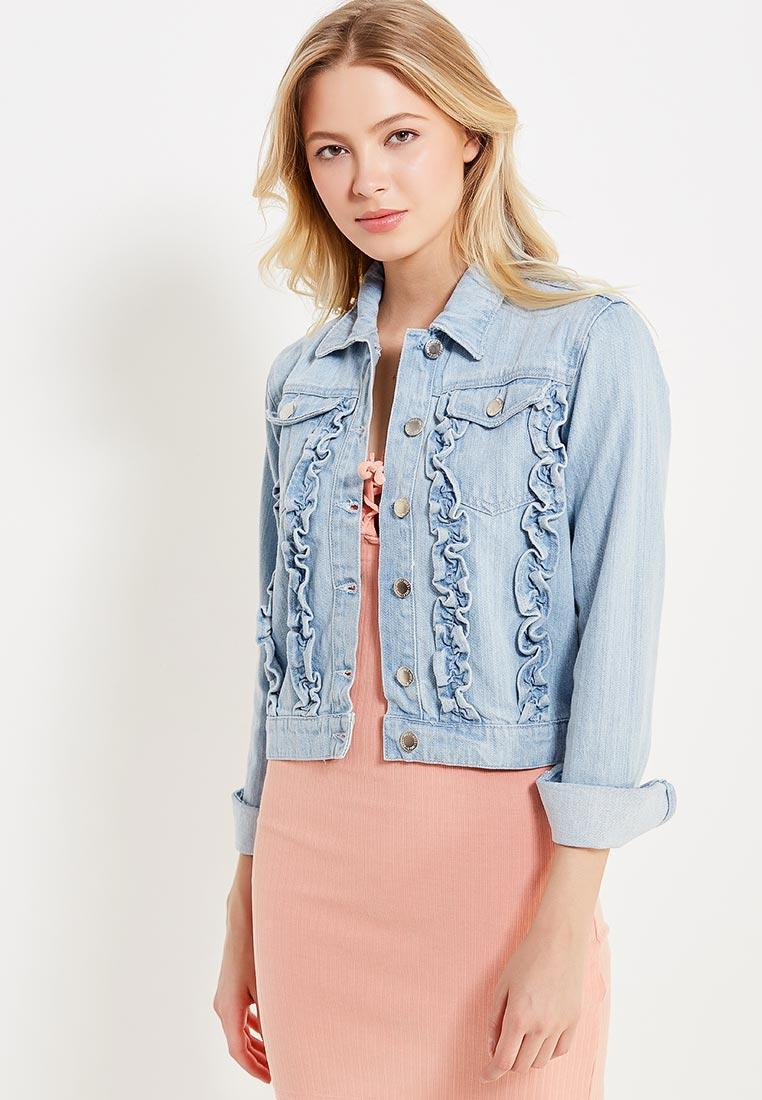Джинсовая куртка Miss Selfridge 44J01VLGT