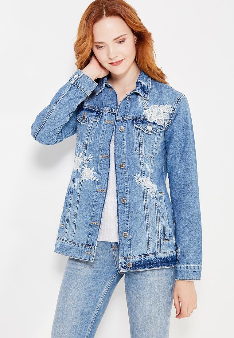 Джинсовая куртка Miss Selfridge 44P77VBLU