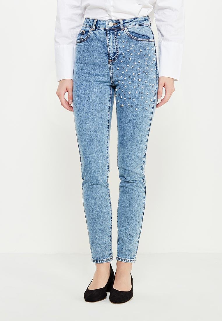 Зауженные джинсы Miss Selfridge 17J09VMDT