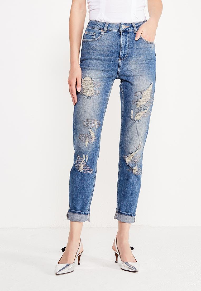 Зауженные джинсы Miss Selfridge 17J17VMDT
