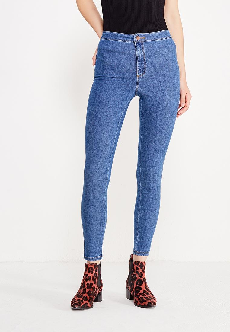 Зауженные джинсы Miss Selfridge 17J22VMDT
