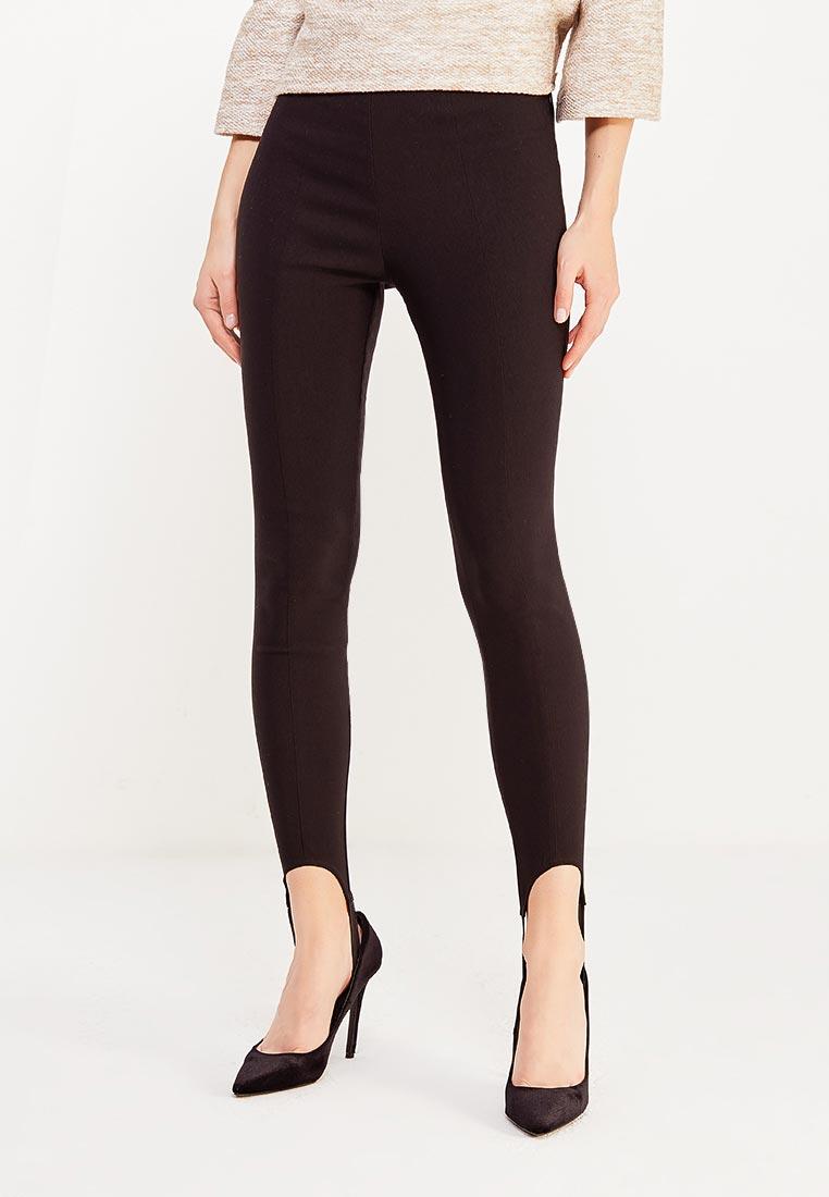 Женские зауженные брюки Miss Selfridge 43R05VBLK