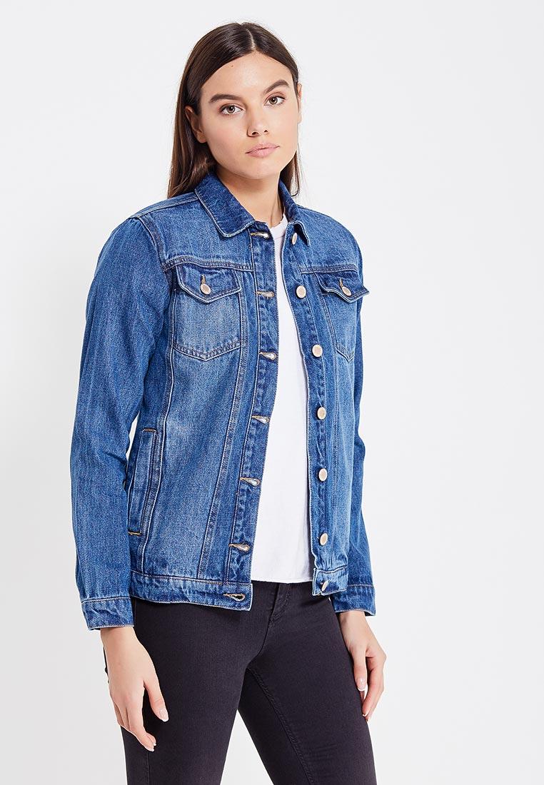 Джинсовая куртка Miss Selfridge 44T78VBLU