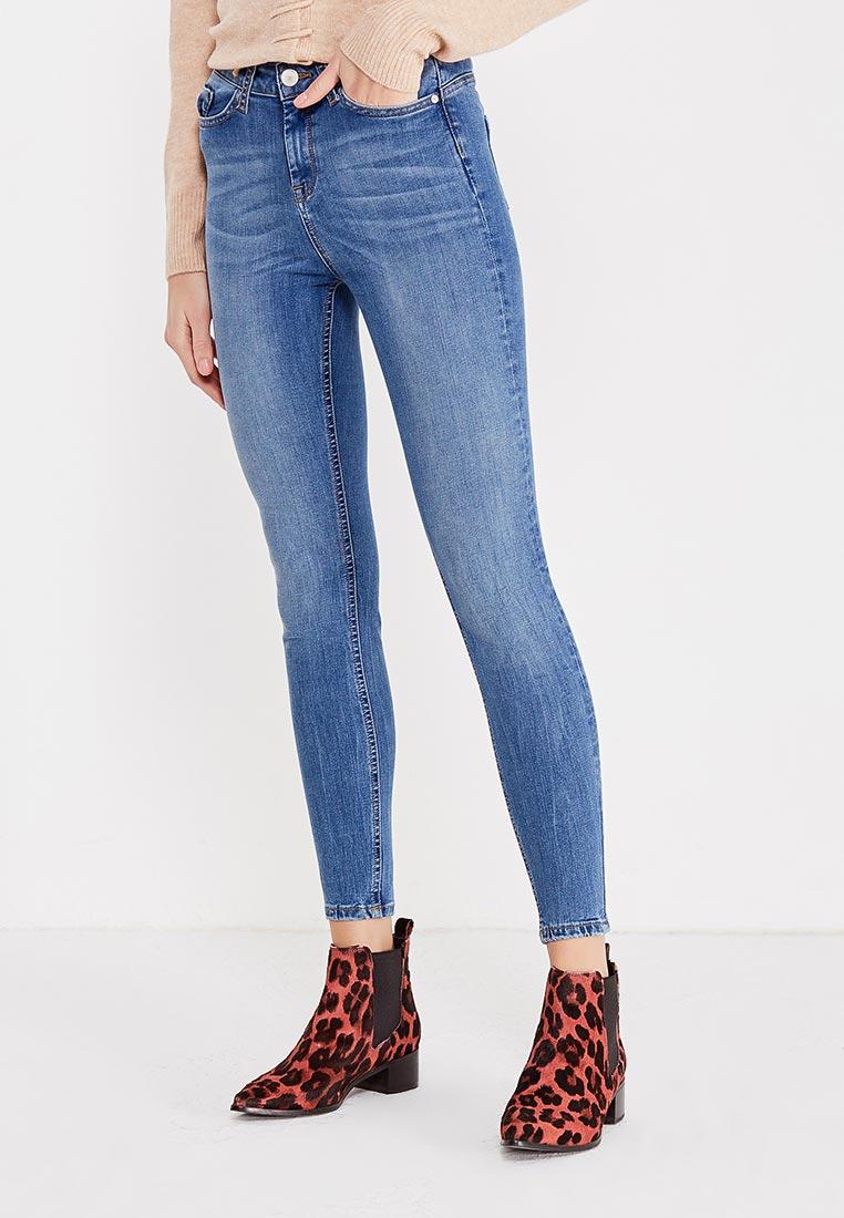 Зауженные джинсы Miss Selfridge 17J10VMDT