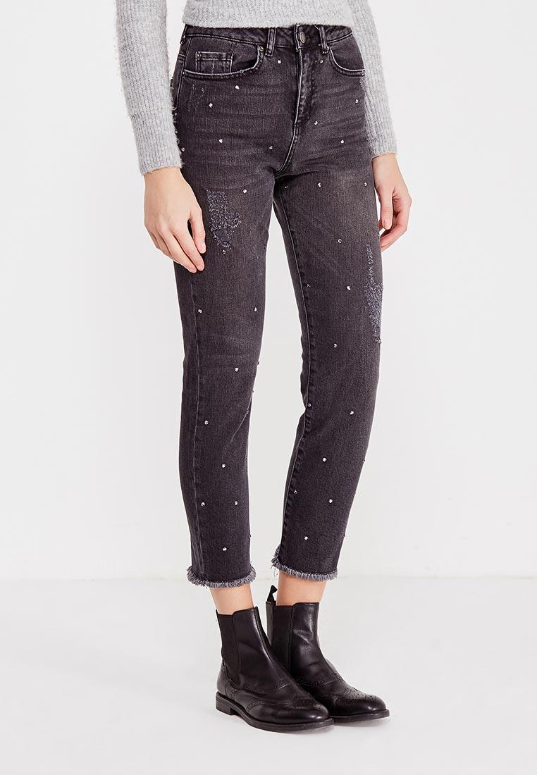 Зауженные джинсы Miss Selfridge 17J14VBLK