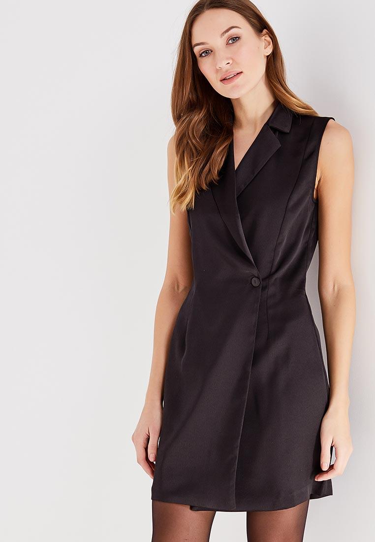 Платье Miss Selfridge 18D34UBLK