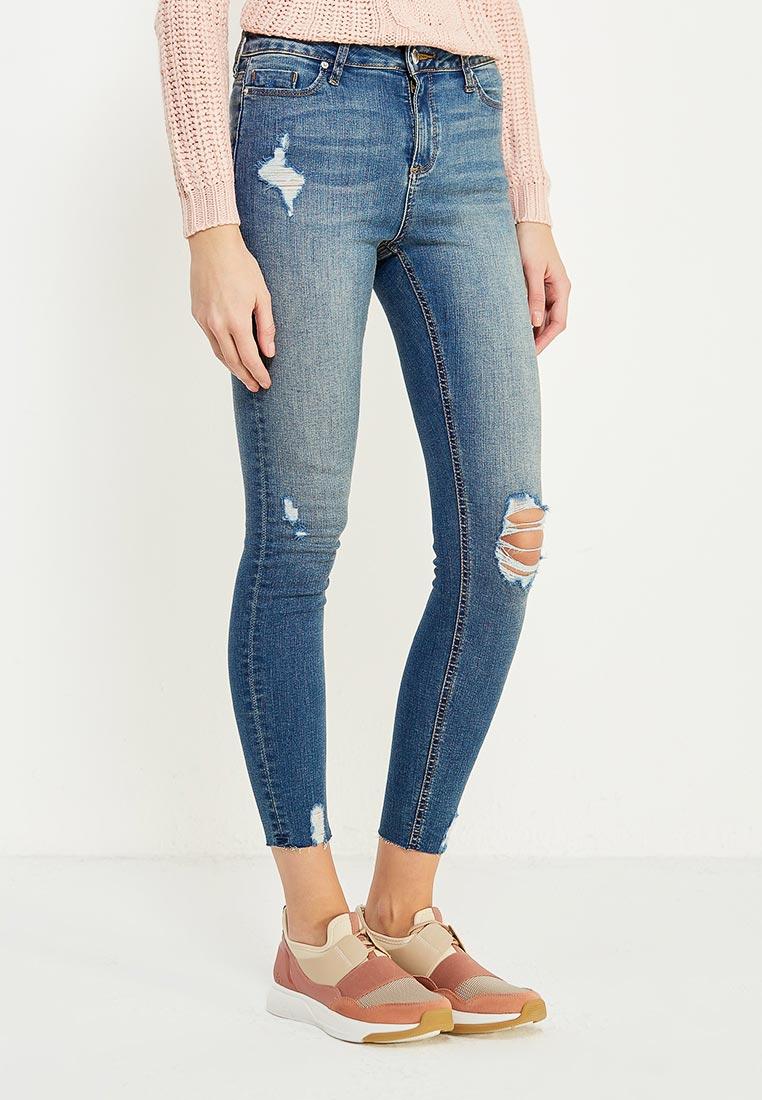 Зауженные джинсы Miss Selfridge 17J28VMDT
