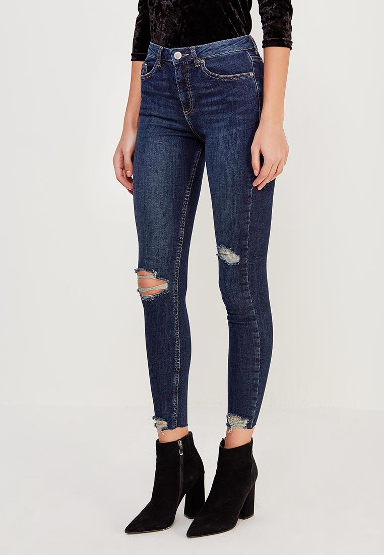 Зауженные джинсы Miss Selfridge 17J49VIND