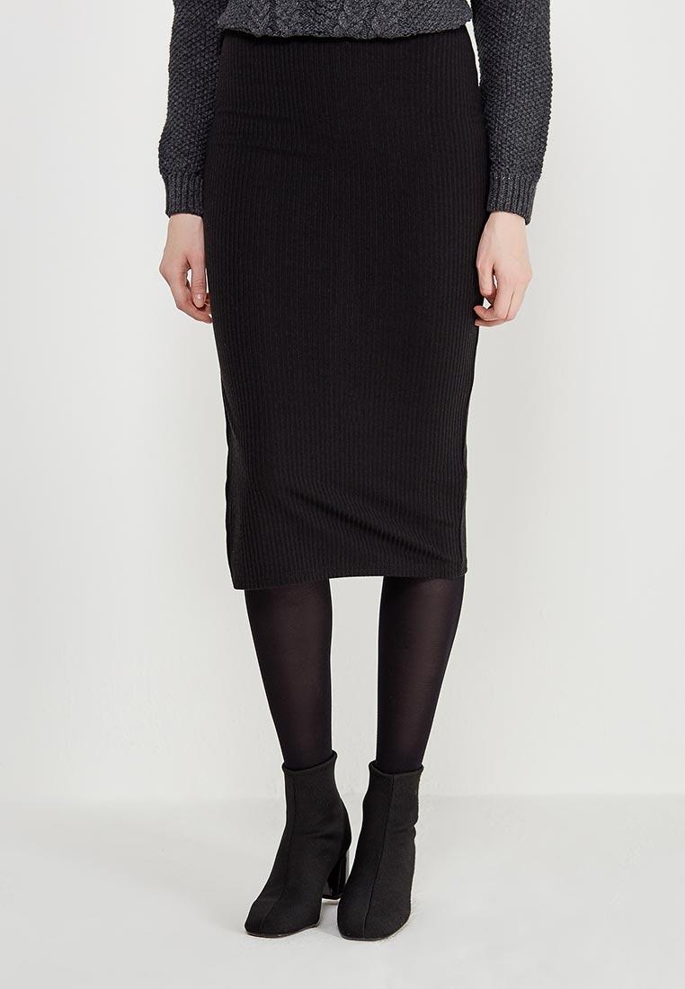 Узкая юбка Miss Selfridge 45K05WBLK