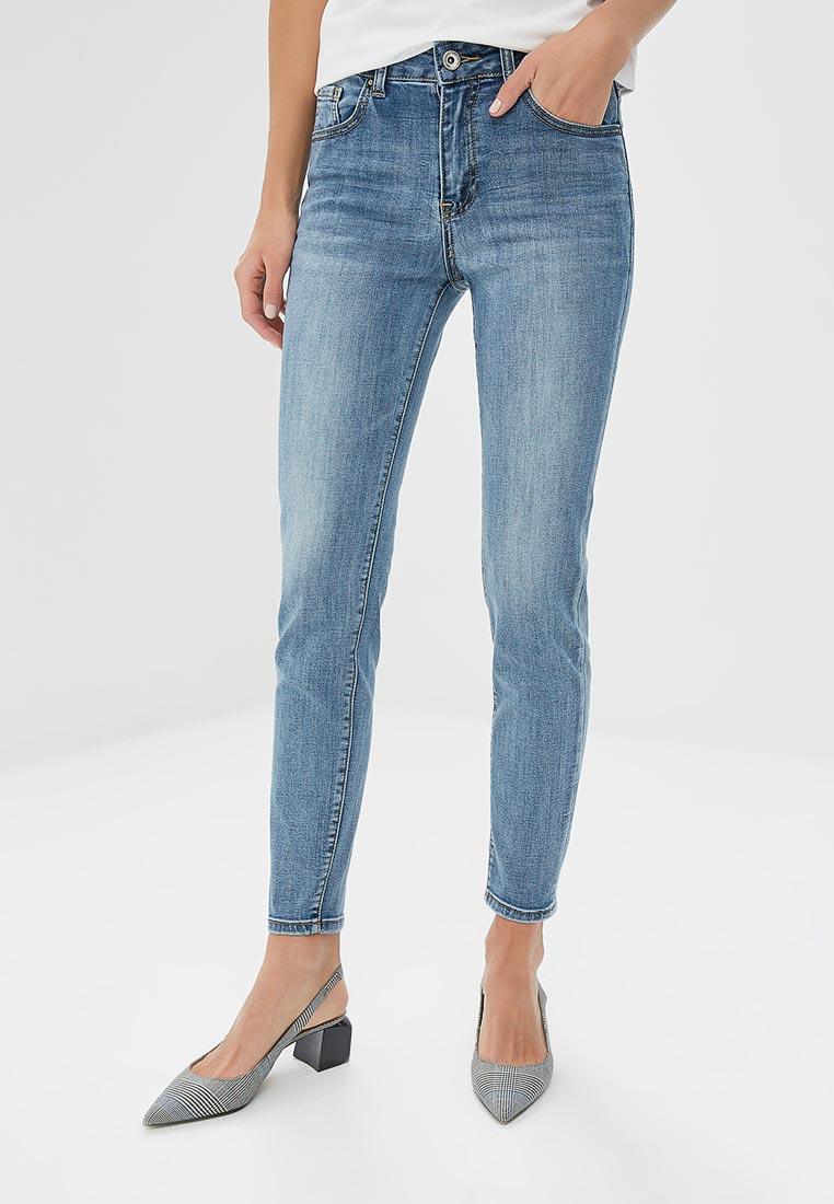 Зауженные джинсы Miss Bon Bon B001-6699
