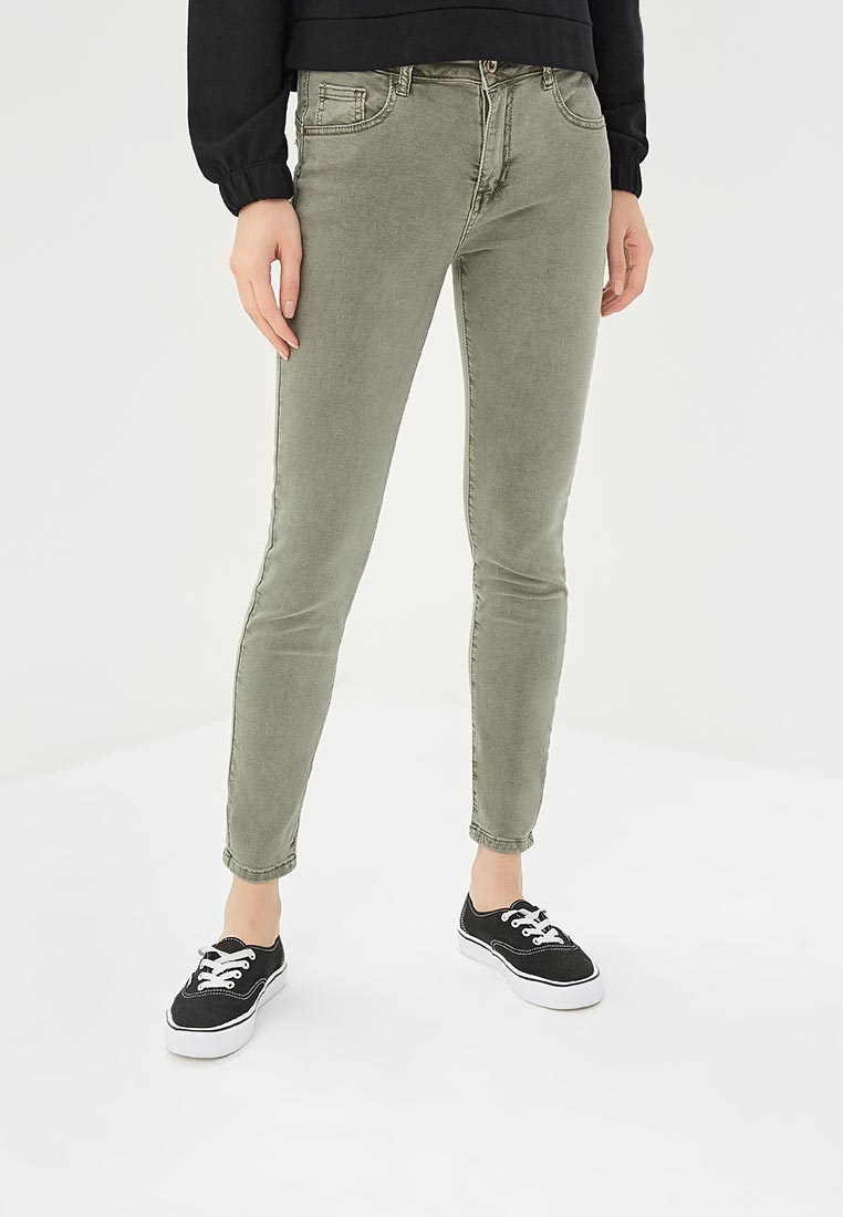 Женские зауженные брюки Miss Bon Bon B001-A069