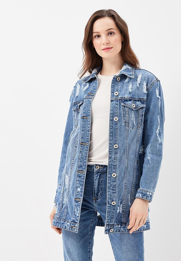 Джинсовая куртка Miss Bon Bon B001-G730