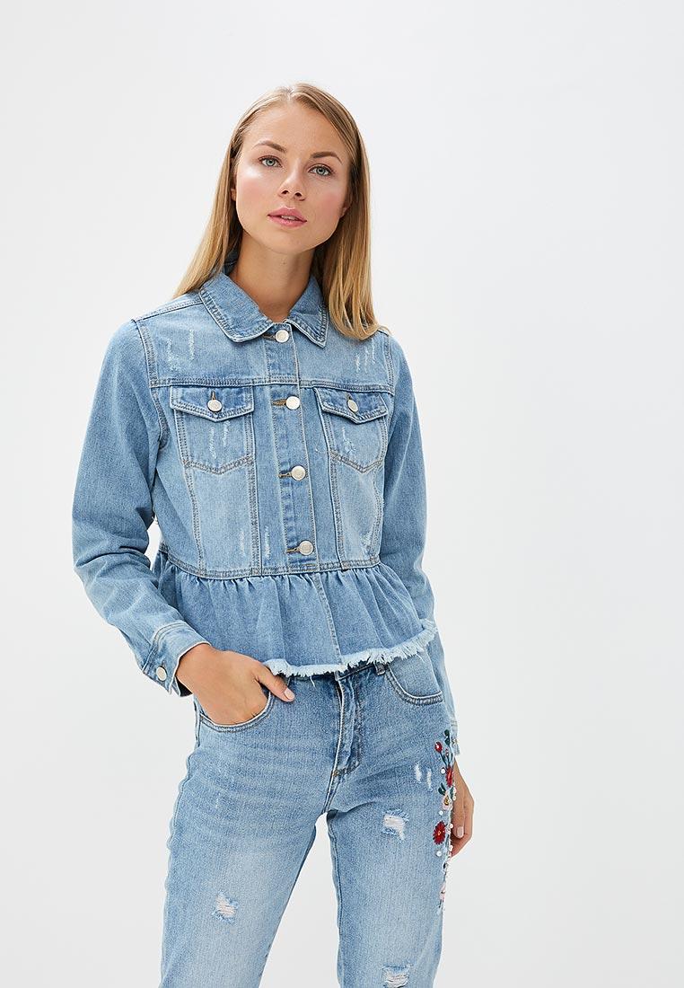 Джинсовая куртка Miss Bon Bon B001-G792