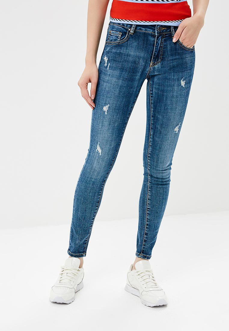 Зауженные джинсы Miss Bon Bon B001-H6135