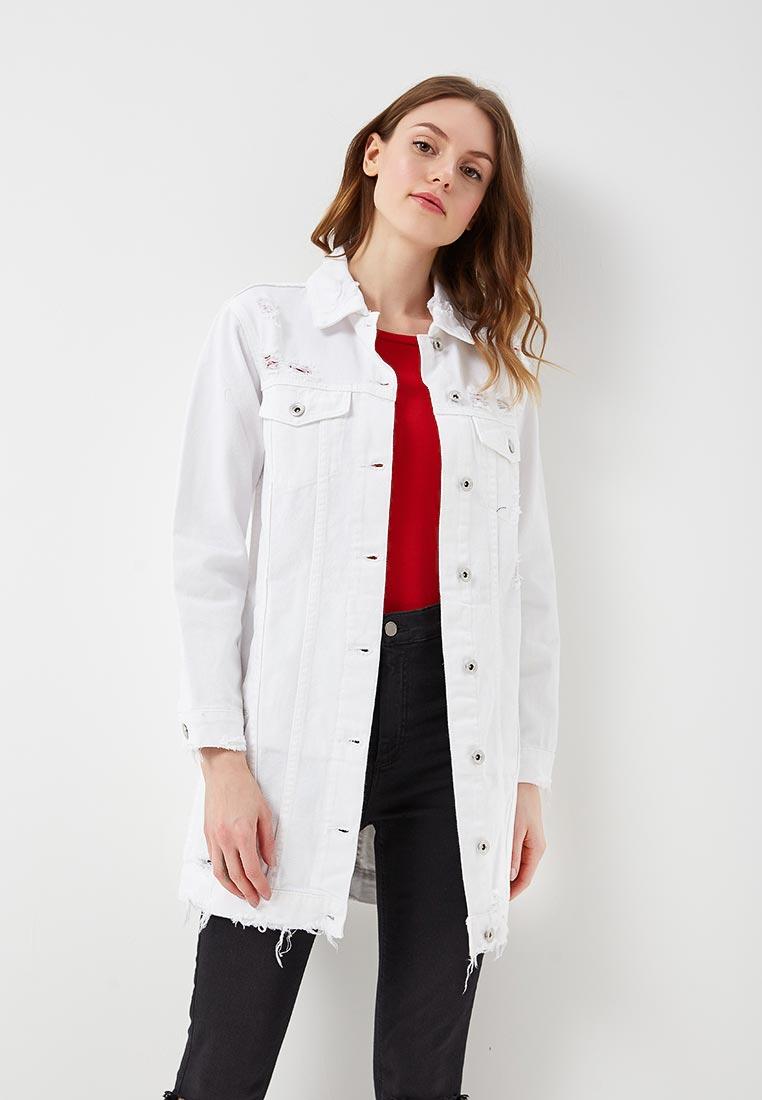 Джинсовая куртка Miss Bon Bon B001-H6310-1