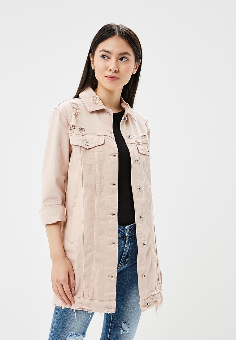 Джинсовая куртка Miss Bon Bon B001-H6310-16