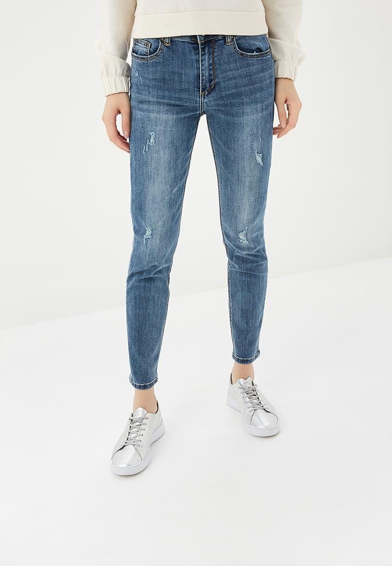 Зауженные джинсы Miss Bon Bon B001-H6701