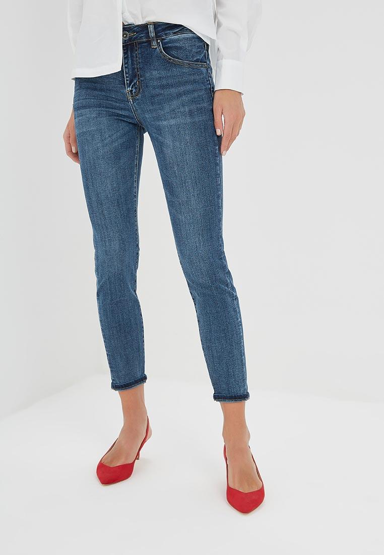 Зауженные джинсы Miss Bon Bon B001-H6709