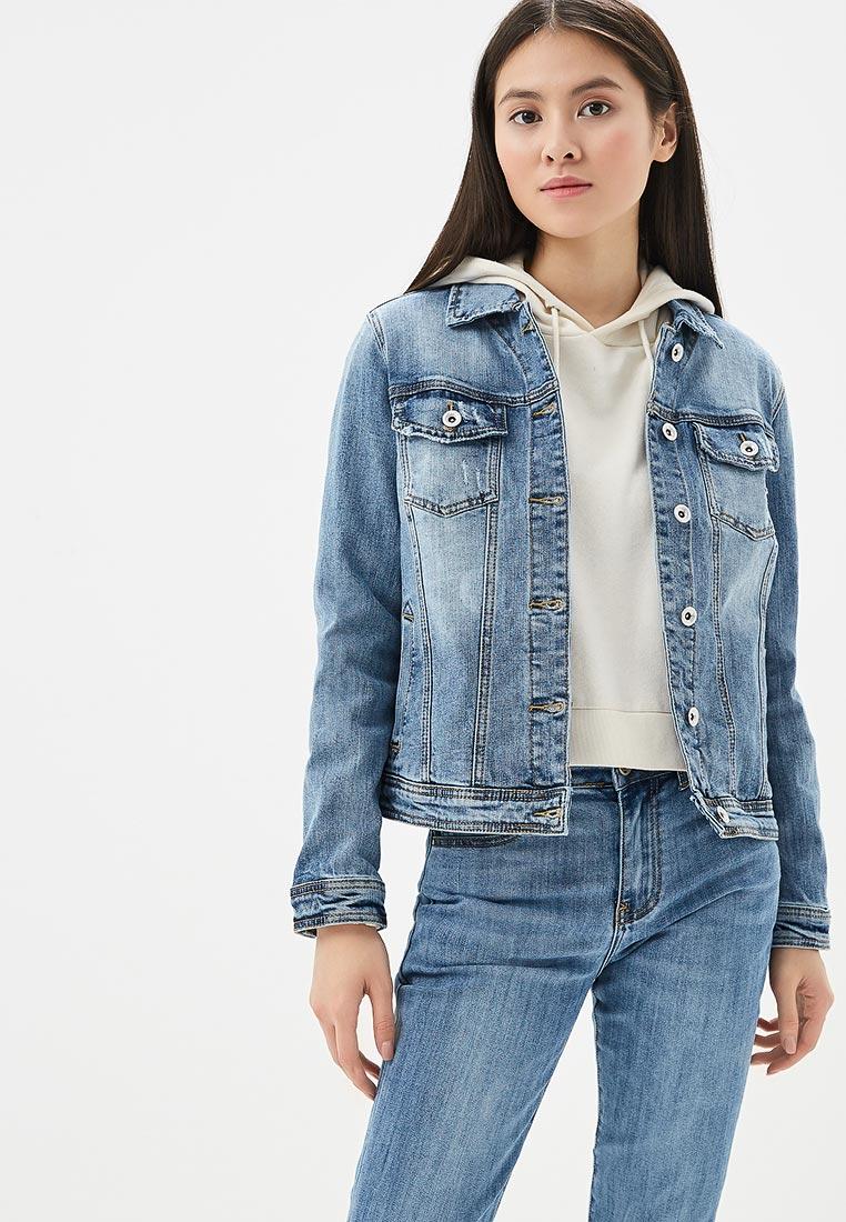 Джинсовая куртка Miss Bon Bon B001-H6721