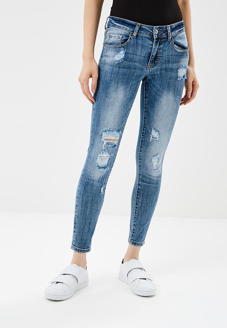 Зауженные джинсы Miss Bon Bon B001-H6813