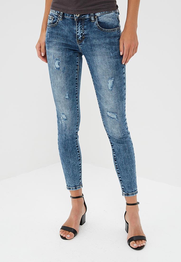 Зауженные джинсы Miss Bon Bon B001-H6830