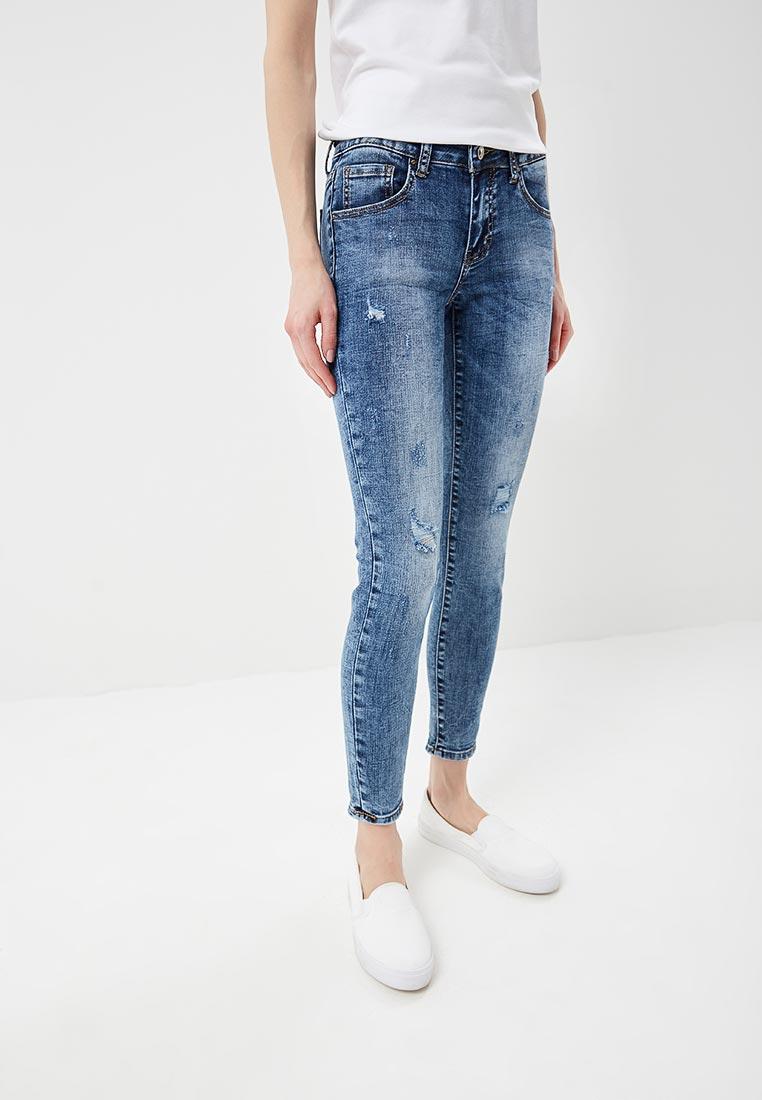 Зауженные джинсы Miss Bon Bon B001-H6856