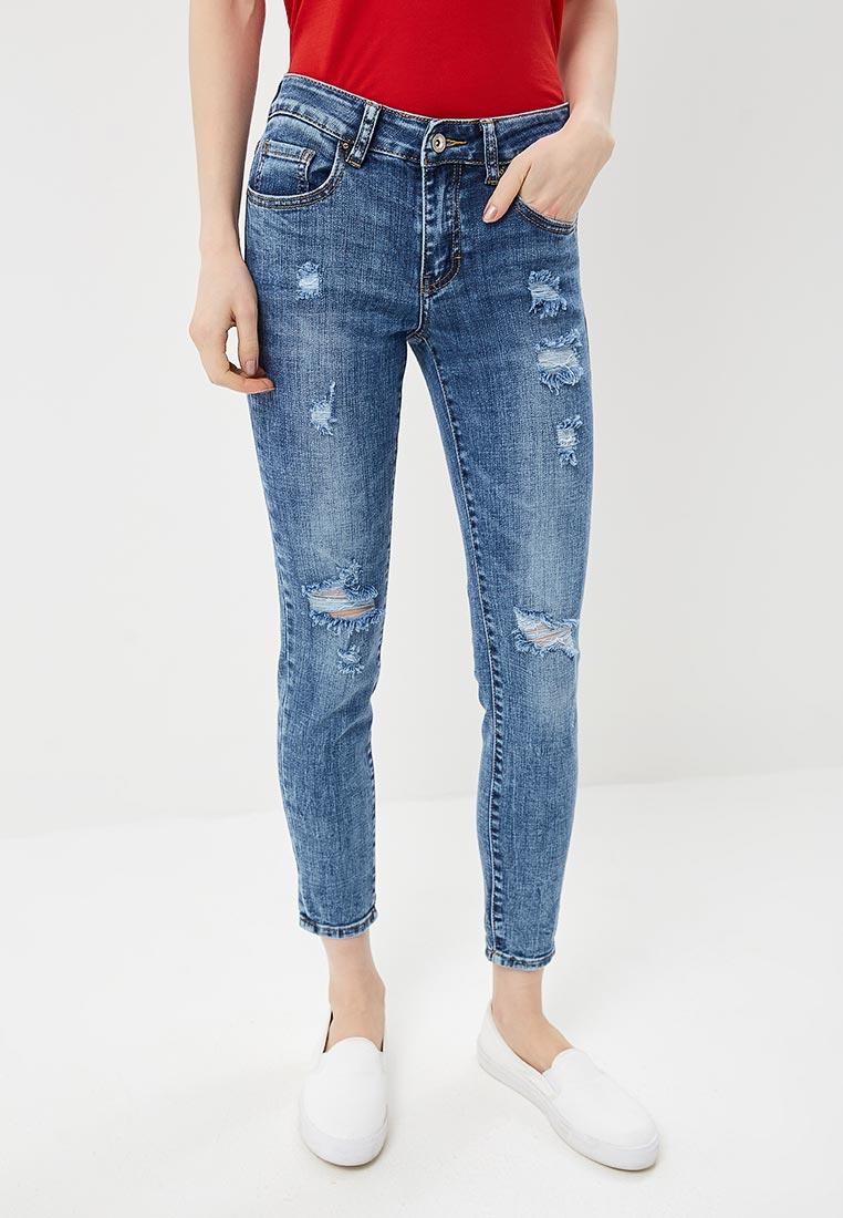 Зауженные джинсы Miss Bon Bon B001-H6859