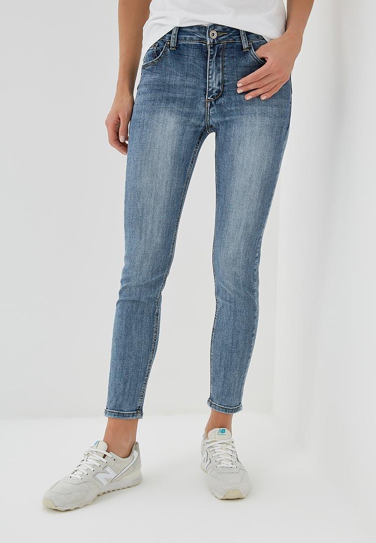 Зауженные джинсы Miss Bon Bon B001-H6866
