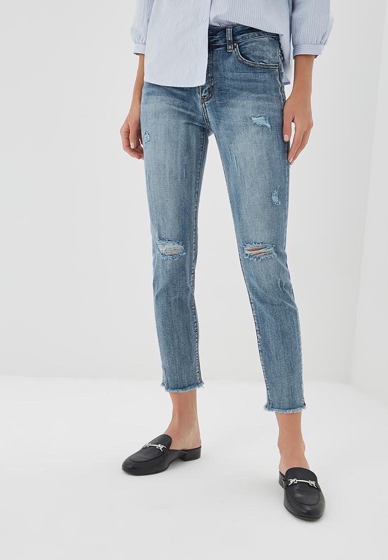 Зауженные джинсы Miss Bon Bon B001-H6901