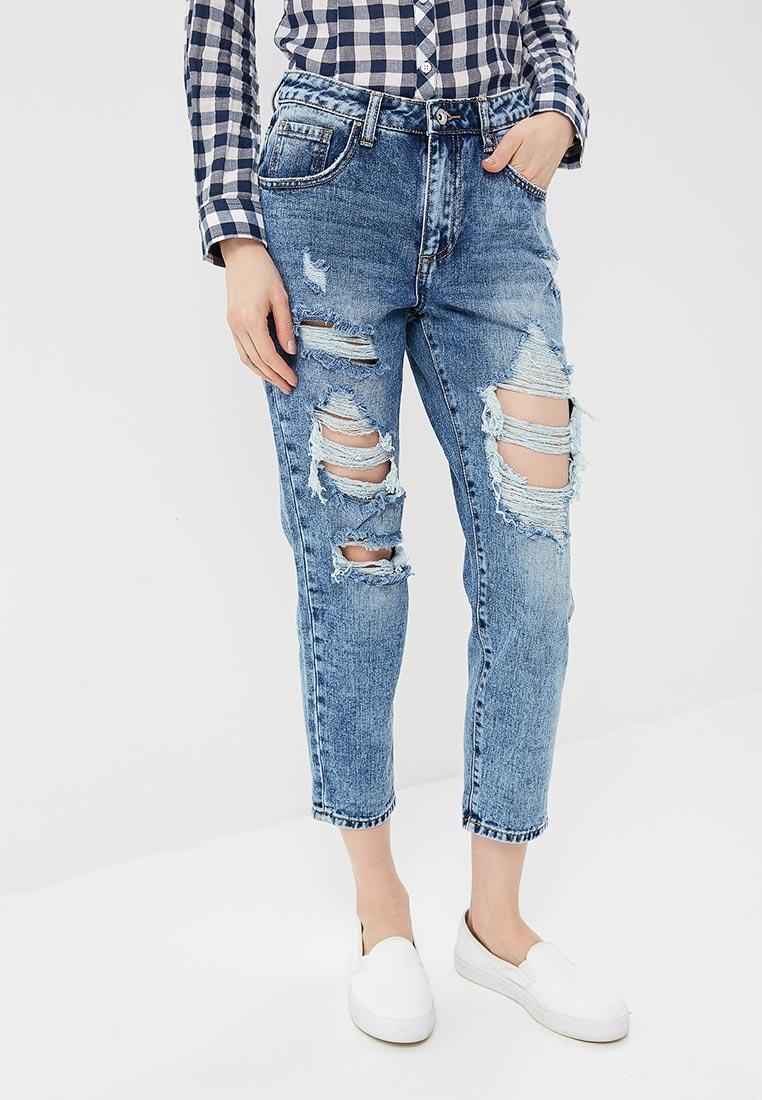 Зауженные джинсы Miss Bon Bon B001-H6906