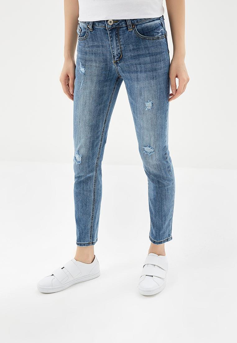 Зауженные джинсы Miss Bon Bon B001-H6929