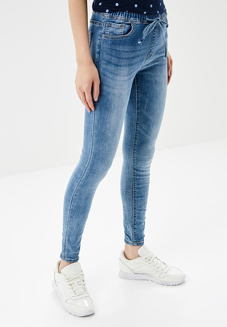 Зауженные джинсы Miss Bon Bon B001-Z2064