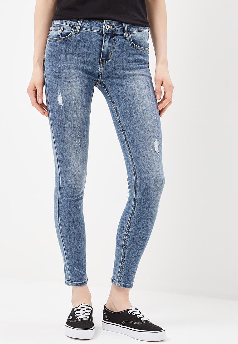 Зауженные джинсы Miss Bon Bon B001-Z2077