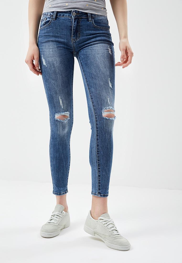 Зауженные джинсы Miss Bon Bon B001-Z2081