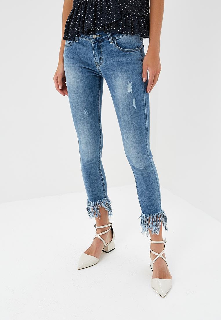 Зауженные джинсы Miss Bon Bon B001-Z2083