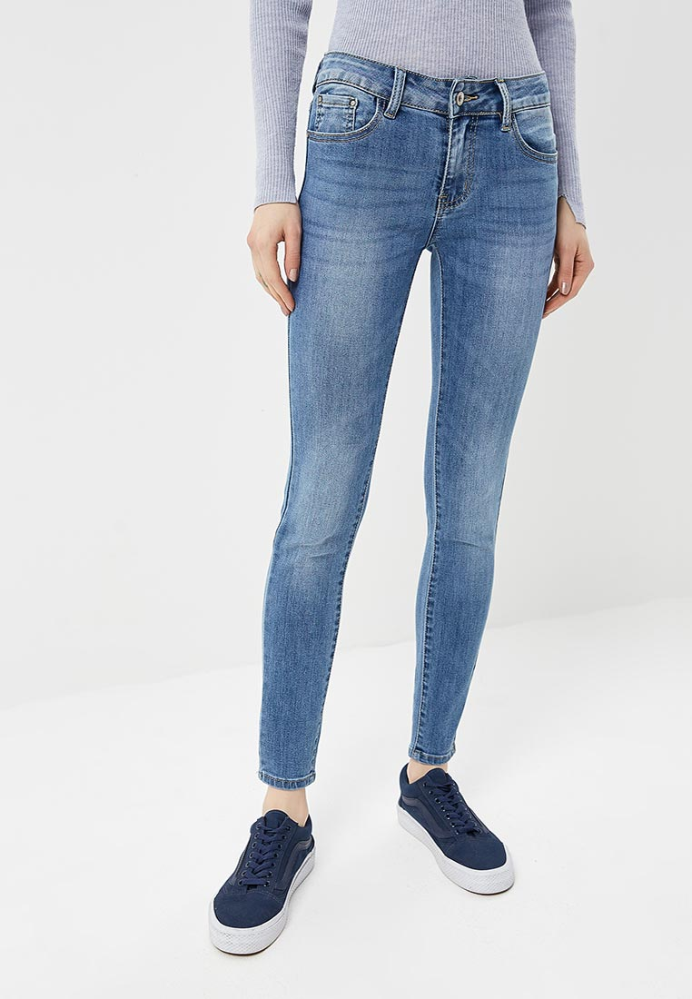 Зауженные джинсы Miss Bon Bon B001-Z2094