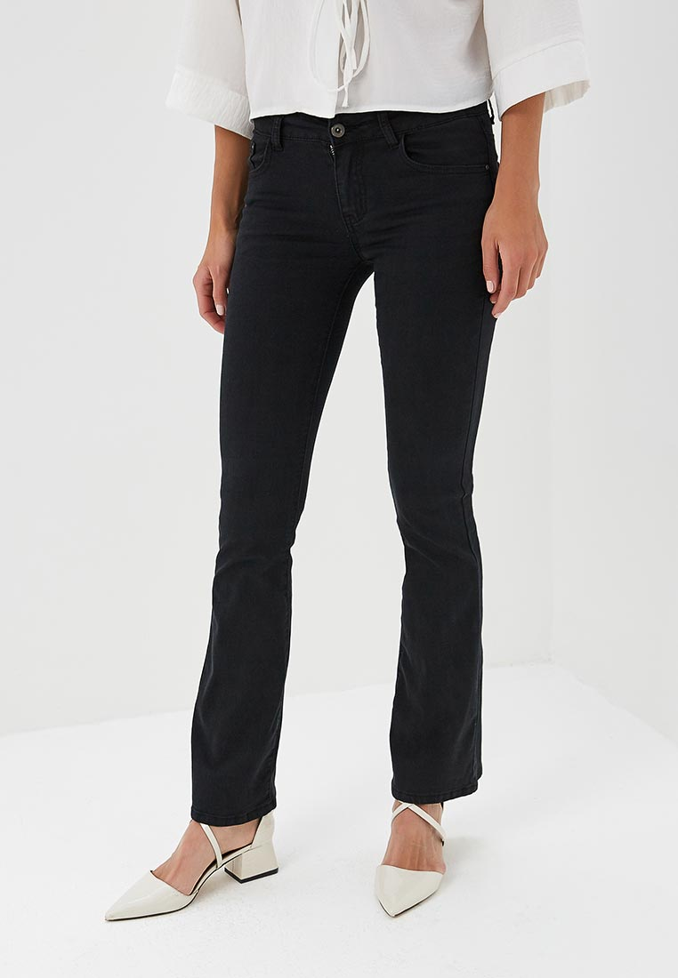 Широкие и расклешенные джинсы Miss Bon Bon B001-Z2138