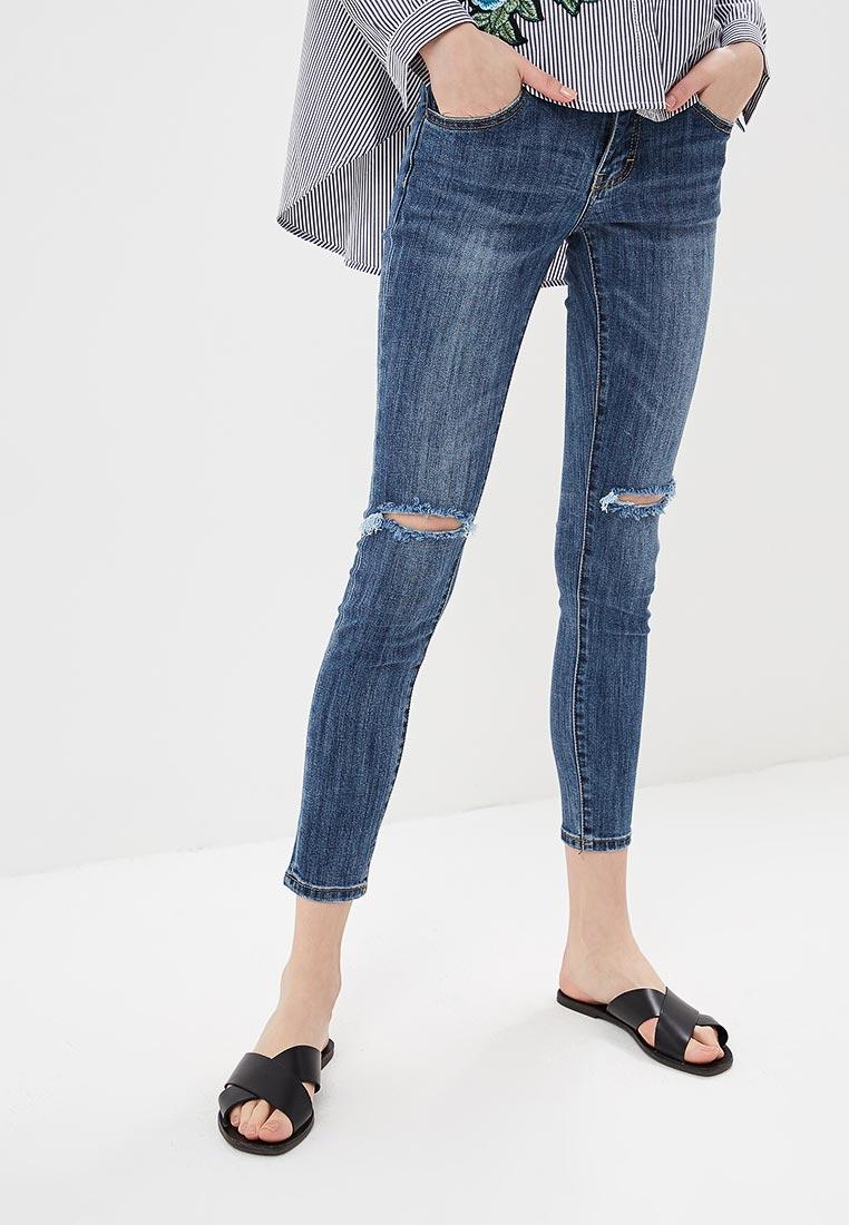 Зауженные джинсы Miss Bon Bon B001-H6352