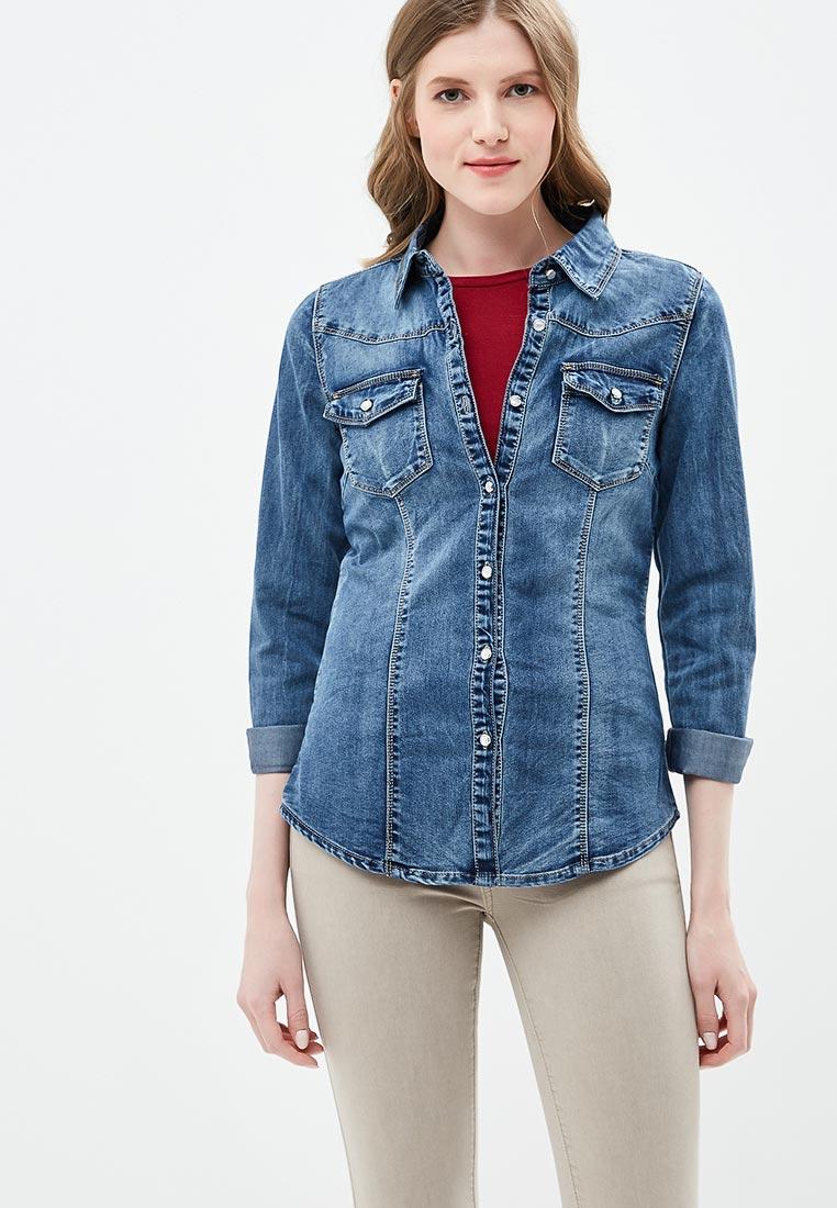 Женские джинсовые рубашки Miss Bon Bon B001-H6762
