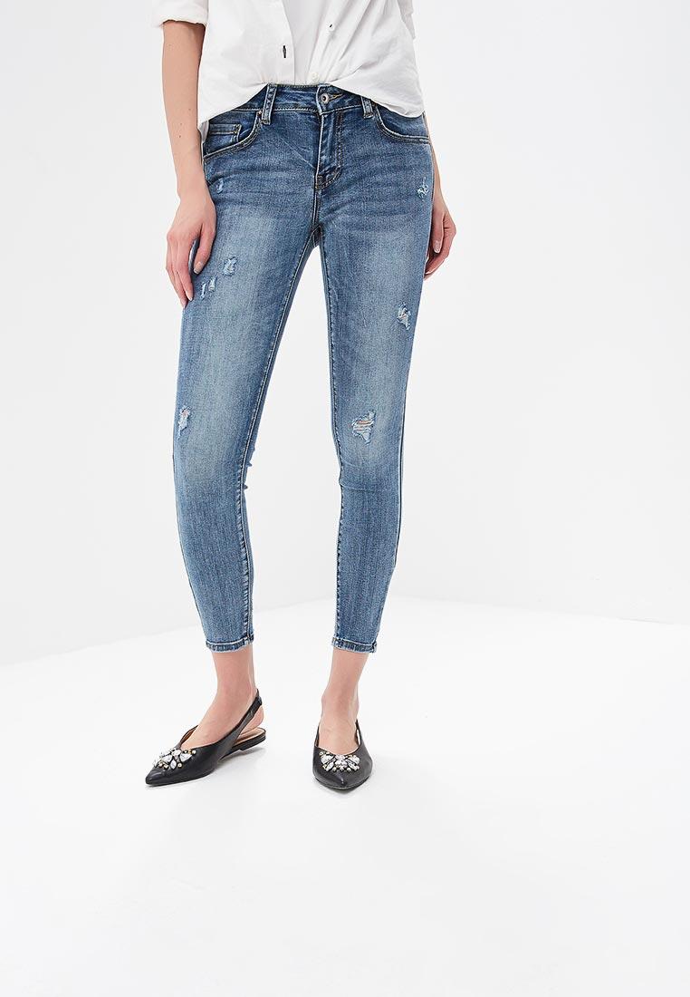 Зауженные джинсы Miss Bon Bon B001-H6768
