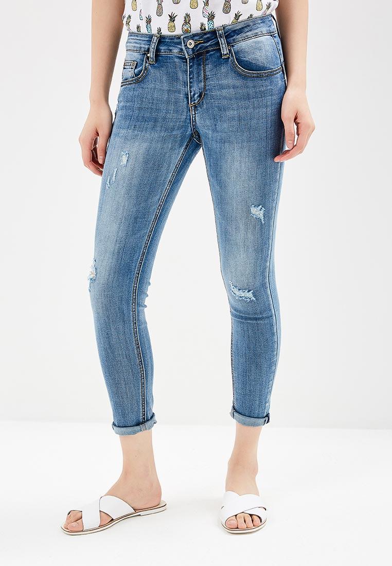 Зауженные джинсы Miss Bon Bon B001-H6862