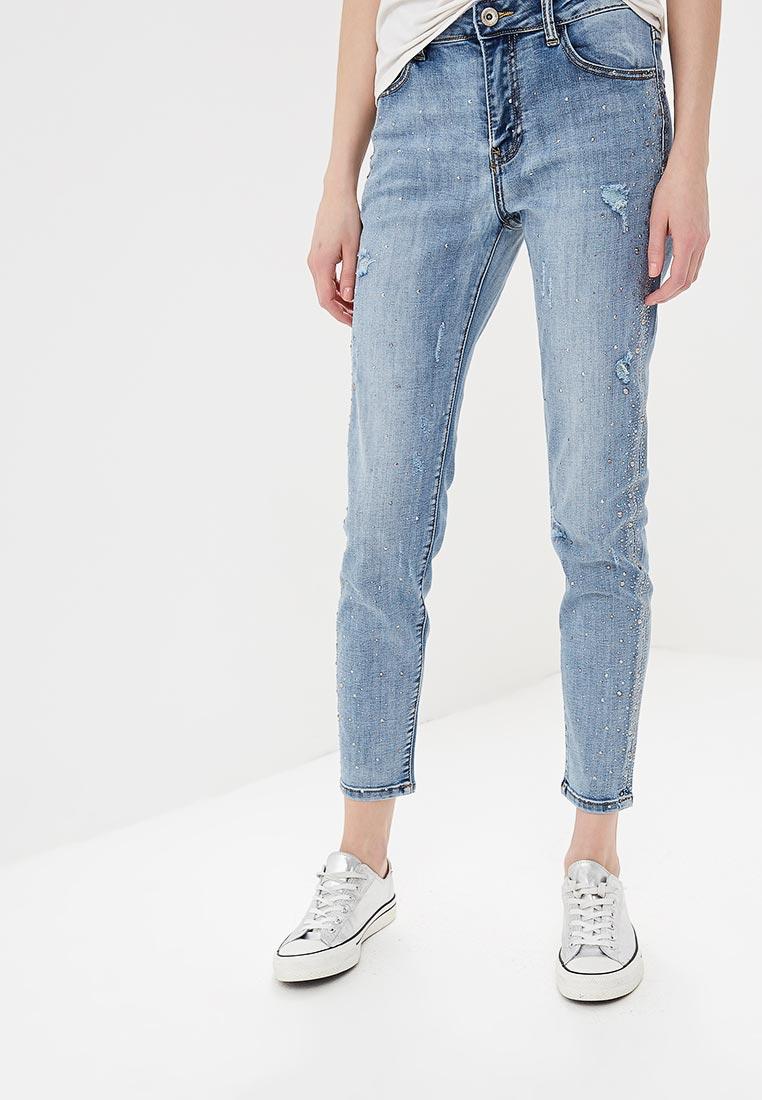 Зауженные джинсы Miss Bon Bon B001-H6870